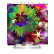 The Christmas Of Oz Shower Curtain