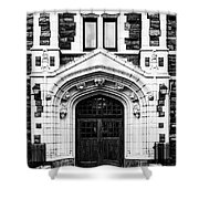 The City College Of New York Shower Curtain
