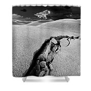The Crack Of Dawn Shower Curtain