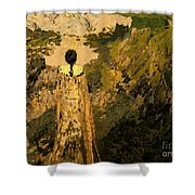 The Dream Of The Earth Shower Curtain