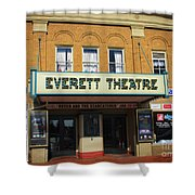 The Everett Shower Curtain