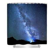 The Explorer Shower Curtain