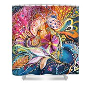 The Flowers Of Sea Shower Curtain