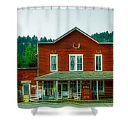 The General Store Shower Curtain