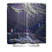 The Glen Shower Curtain