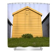 The Great British Summer Shower Curtain