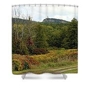 The Gunks Shower Curtain
