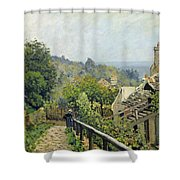 The Heights At Marly Shower Curtain