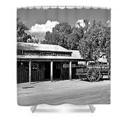 The Heritage Town Of Echuca Victoria Australia Shower Curtain