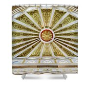 The Historical National Palace Shower Curtain