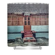 The House Shower Curtain