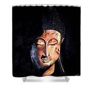 The Madas Buddha Shower Curtain