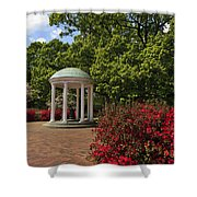The Old Well At Chapel Hill Shower Curtain