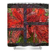 The Rhody 04 Shower Curtain