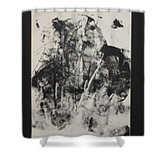 The Ruler Shower Curtain