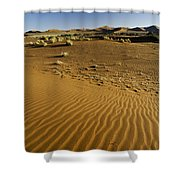 The Sands Of Sossusvlei Shower Curtain