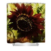 The Softness Of Autumn Shower Curtain