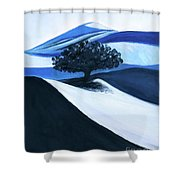 The Tree Of Life Shower Curtain
