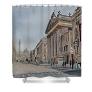 Theatre Royal Newcastle Shower Curtain