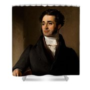 Thomas Sully Shower Curtain