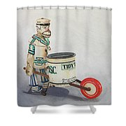 Tidy Tim Shower Curtain