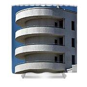 Tilkka Hospital Shower Curtain
