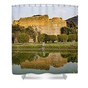 Tivoli, Lazio, Italy Shower Curtain