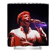 Tom Jones In Concert Shower Curtain