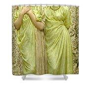 Topaz Shower Curtain