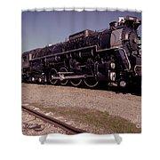 Train Engine #2732 Shower Curtain