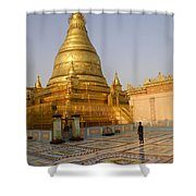 Tranquility Shower Curtain