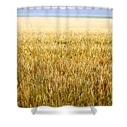 Travel Photography - France Shower Curtain