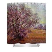 Tree Shower Curtain