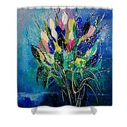 Tulips 45 Shower Curtain