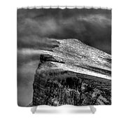 Rumbling Rundle Shower Curtain