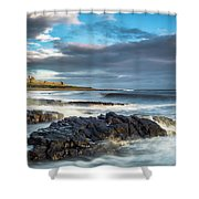 Turner's View Shower Curtain