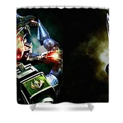 Tv Show Shower Curtain