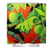 Ulu 2 Shower Curtain