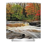 Unnamed Falls Shower Curtain