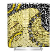 Untitled 900 Shower Curtain