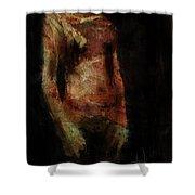 Untitled Figure Shower Curtain