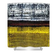 Untitled No. 18 Shower Curtain