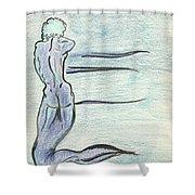 Untitlrd Shower Curtain