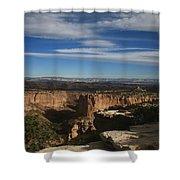 Utah Shower Curtain