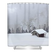 Val D'otro - Piedmont / Italy Shower Curtain