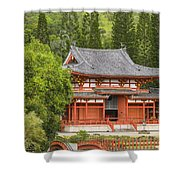 Valley Of The Temples Shower Curtain