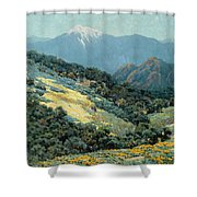 Valley Splendor Shower Curtain