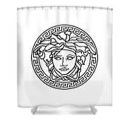Versace Shower Curtain