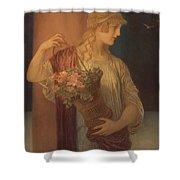 Vestal  Shower Curtain