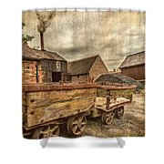 Victorian Colliery Shower Curtain